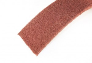 Non-woven fabric for grinding stainless steel - finishing